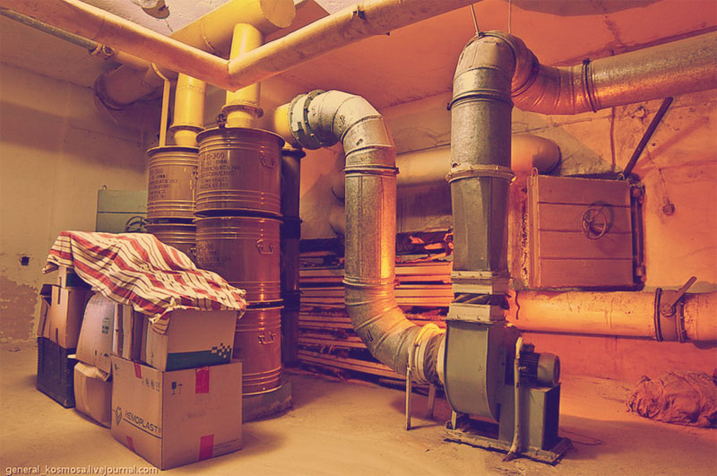 Система фильтрации воздуха