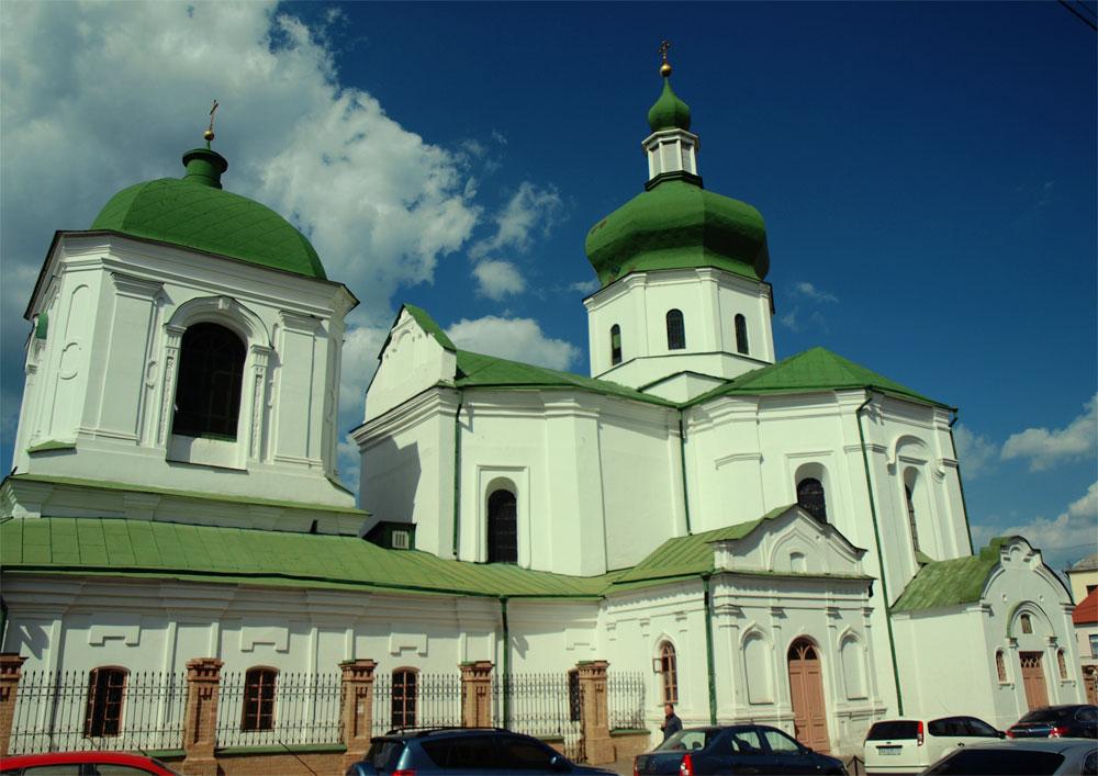 Церковь Николы Притиска