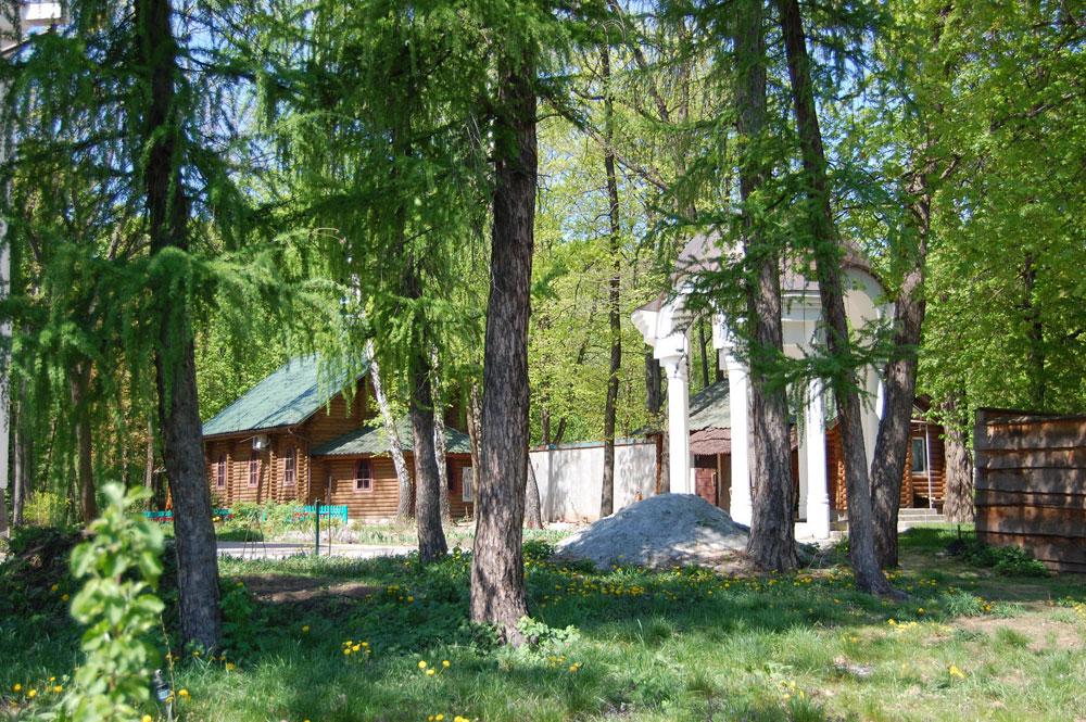 Храм Агапита Печерского