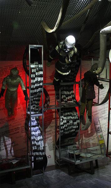 Защитные костюмы ликвидаторов