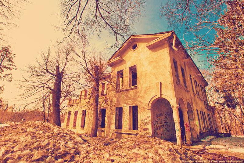 Дом где сдавались квартиры