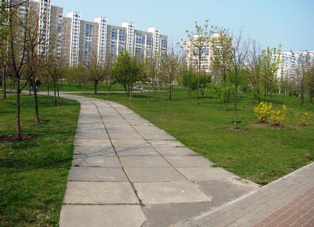 Парки Киева: Деснянский парк