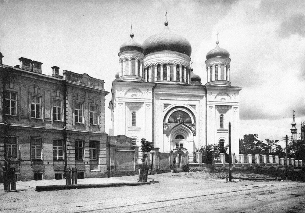 Вторая Десятинная церковь, примерно 1890 год