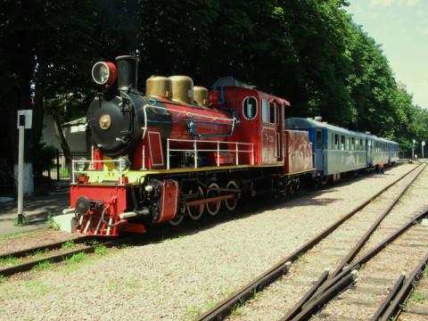 Паровоз ГР-336