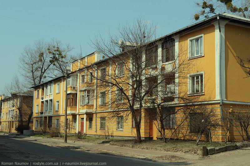 Отреставрированный дом