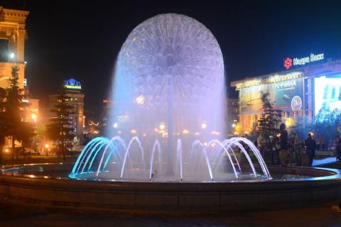 Фонтан Одуванчик