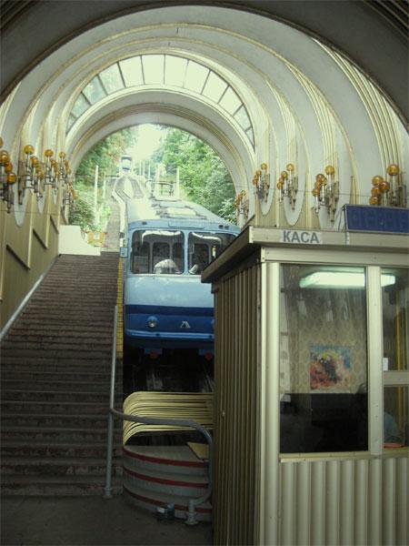 Нижняя станция