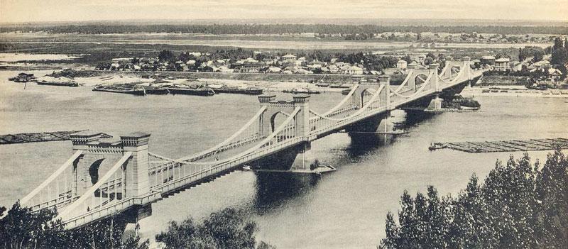 Предмостовая Слободка в 1899 году