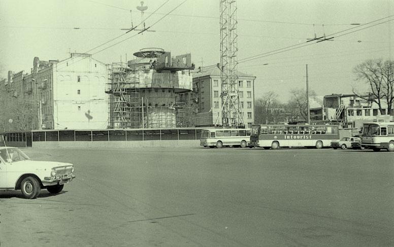Начало стройки: март 1981