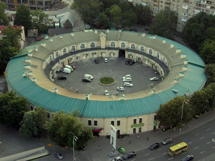 Башня №2 Васильковского укрепления