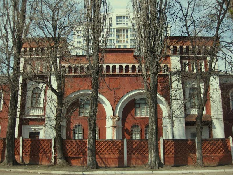 Николаевские ворота (башня №7)