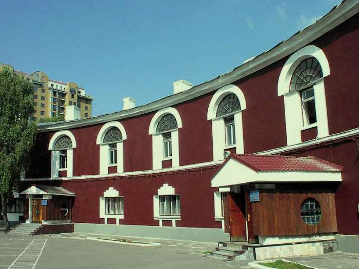 Прозоровская башня №3 Васильковского укрепления
