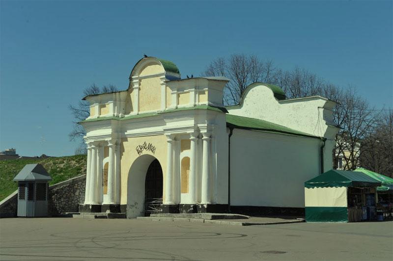 Московские ворота верхние