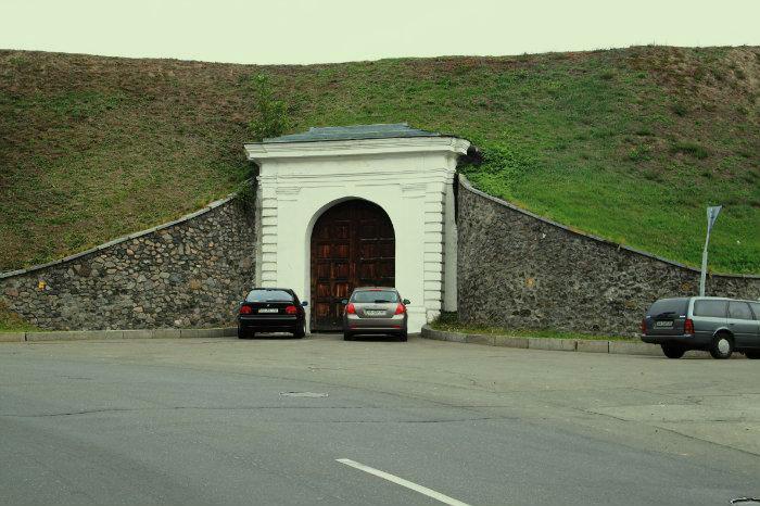 Московские ворота нижние
