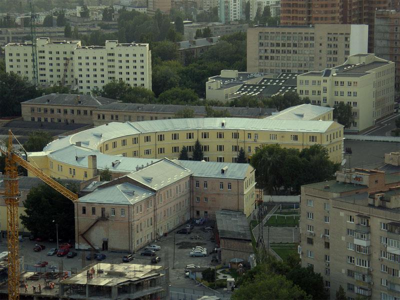 Башня №1 Васильковского укрепления
