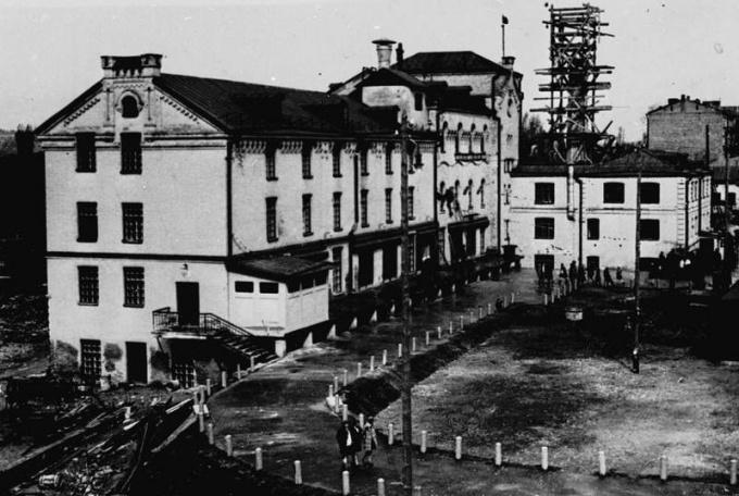 Первый киевский молочный завод, год неизвестен