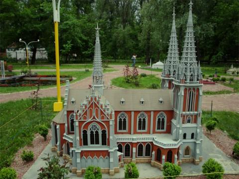 Николаевский костел