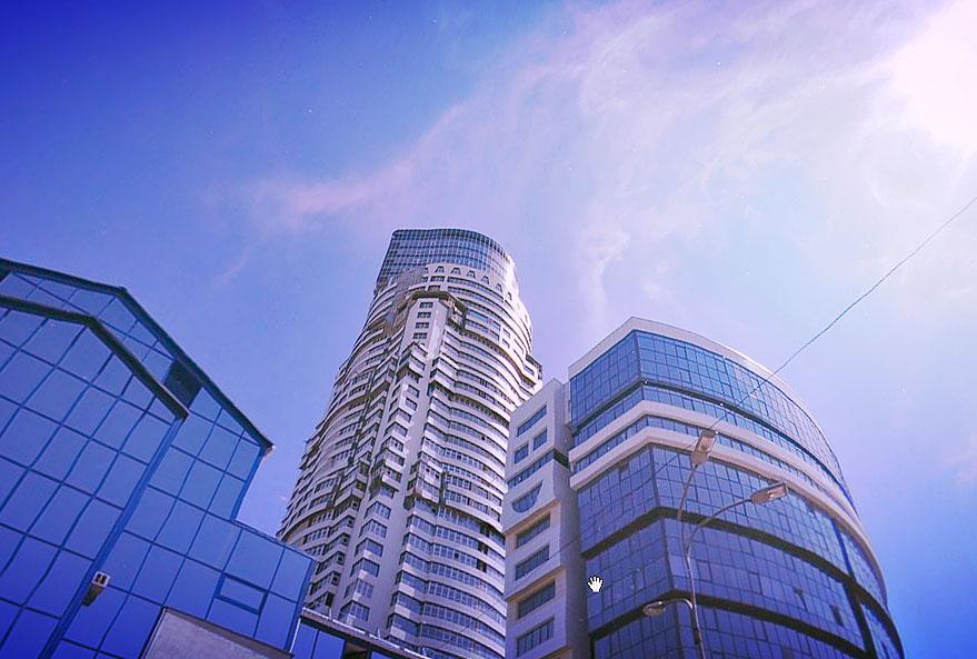 Самое высокое здание в Киеве и Украине