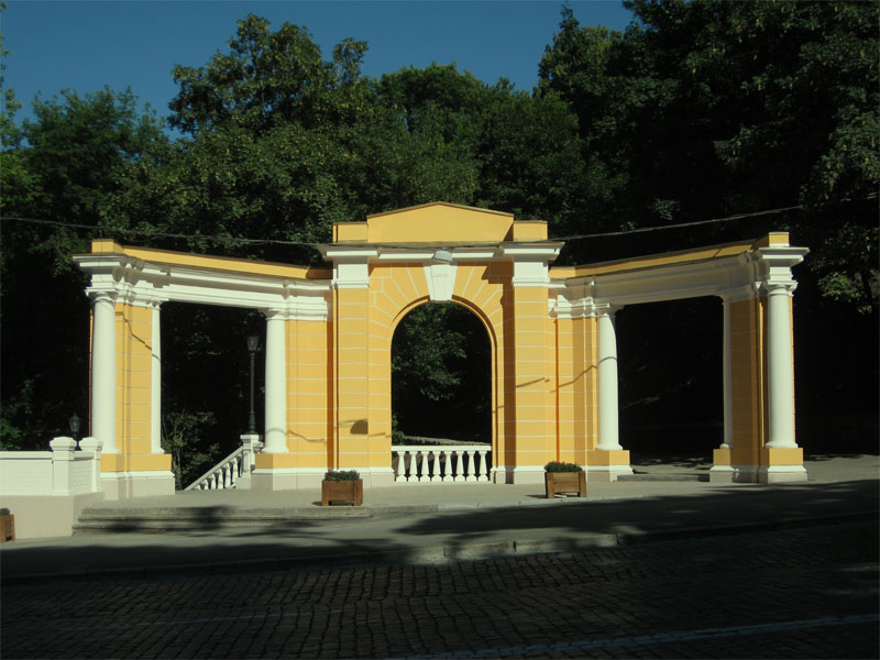 Парадная арка