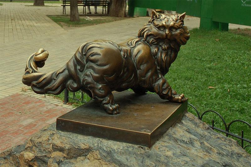 Кот Пантелеймон