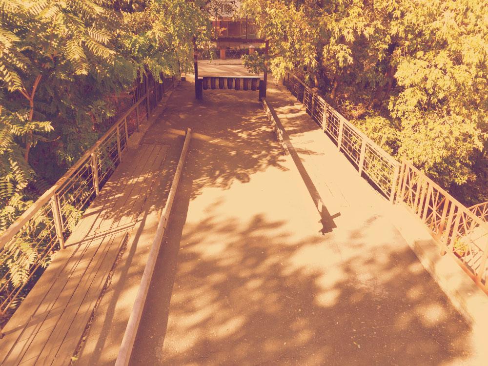 Кудрявский мост полностью