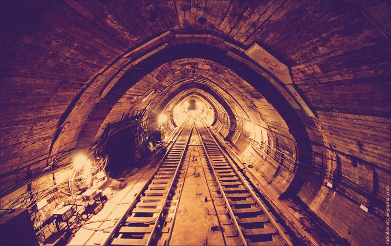 Боковые тоннели