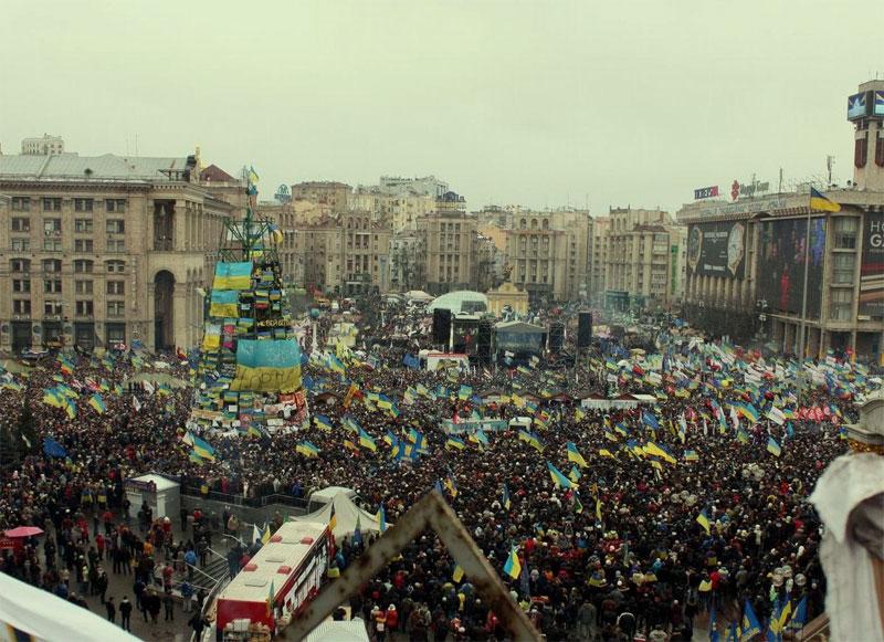 Евромайдан в 2013