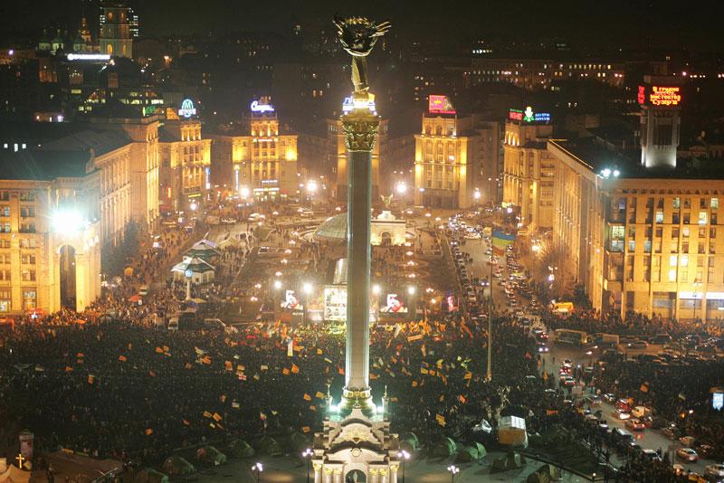 Оранжевая революция 2004