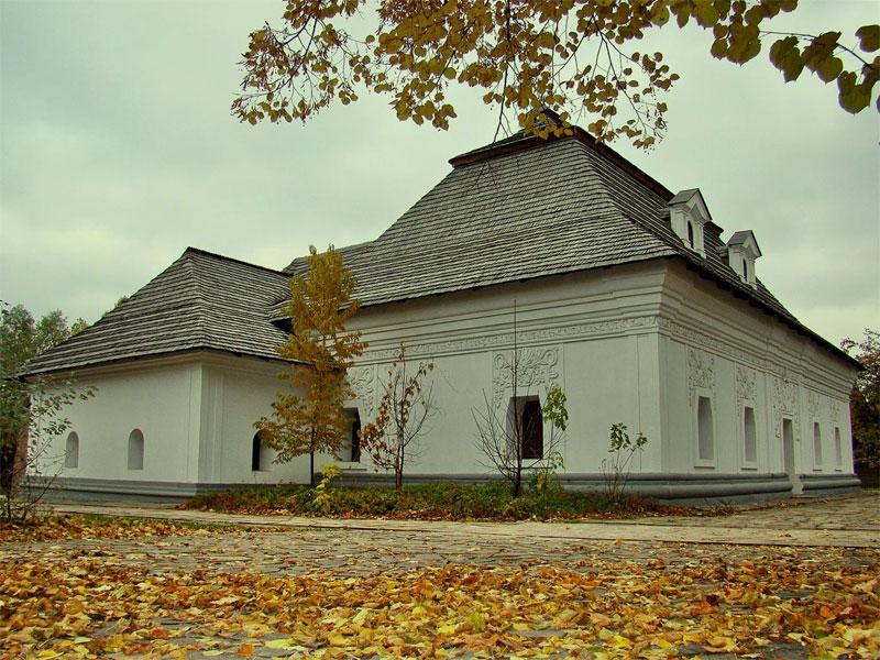 Дом сотника