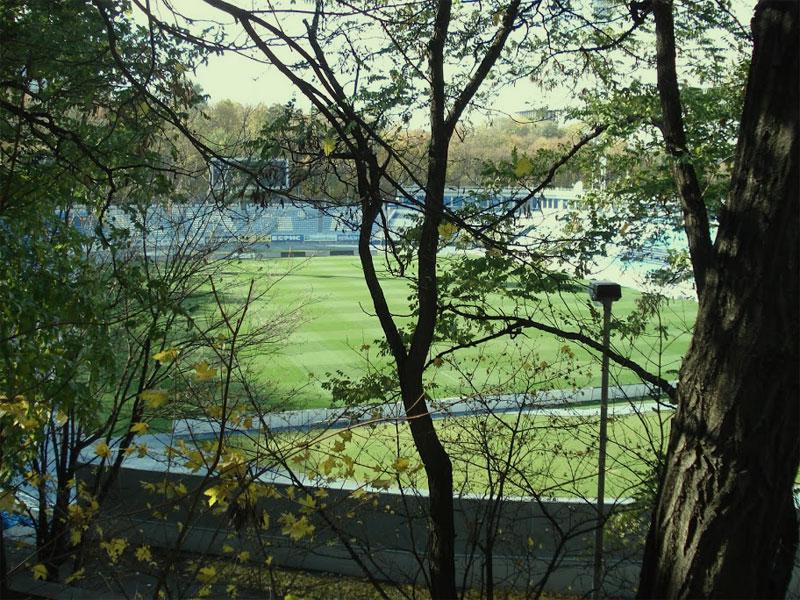 Стадион имени Лобановского