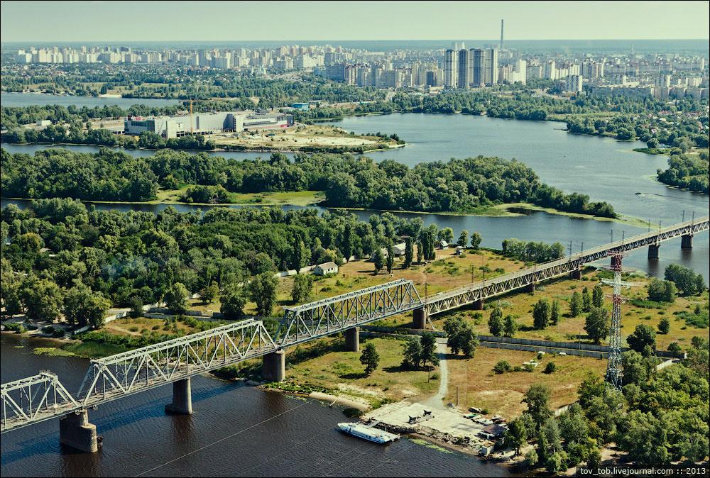 Петровский ж/д мост