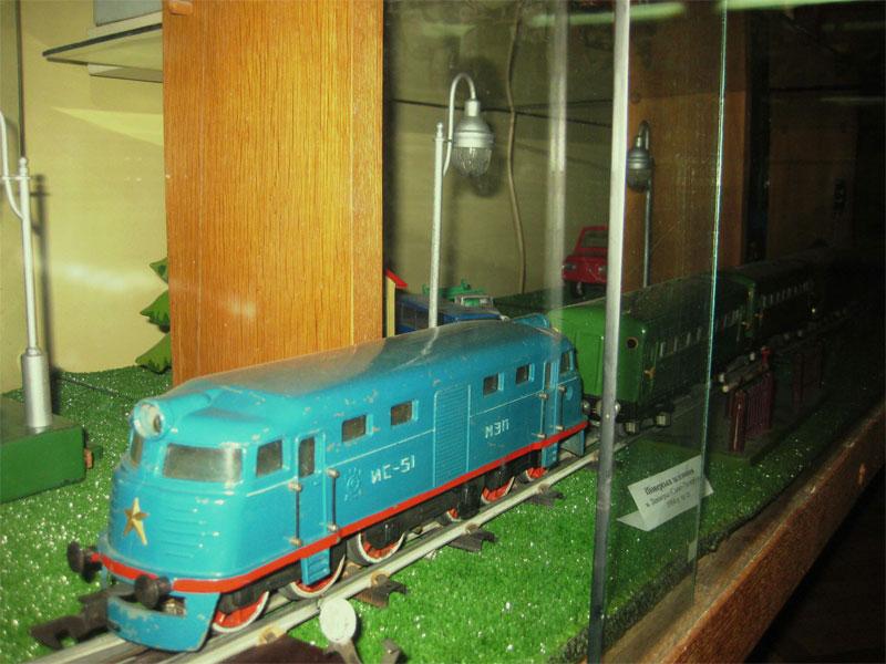 Железная дорога 1954 года