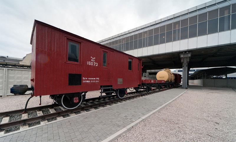 Двухосные вагоны