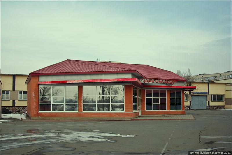 Здание пожарного музея