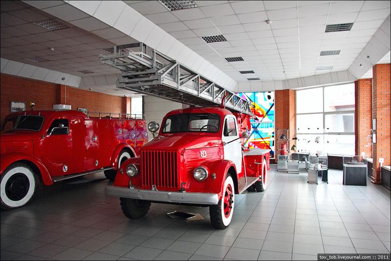 """ГАЗ-51 для тушения """"хрущёвок"""""""