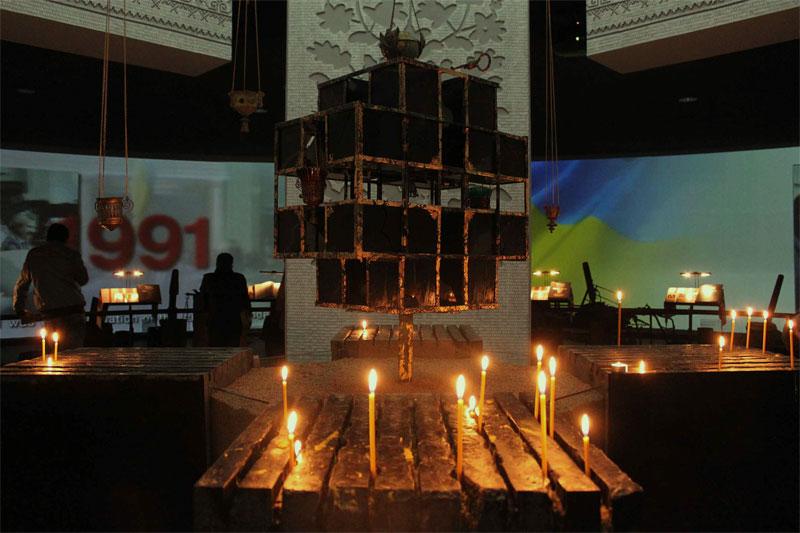 Свечи в память об умерших