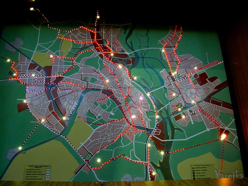 Сеть канализации в Киеве