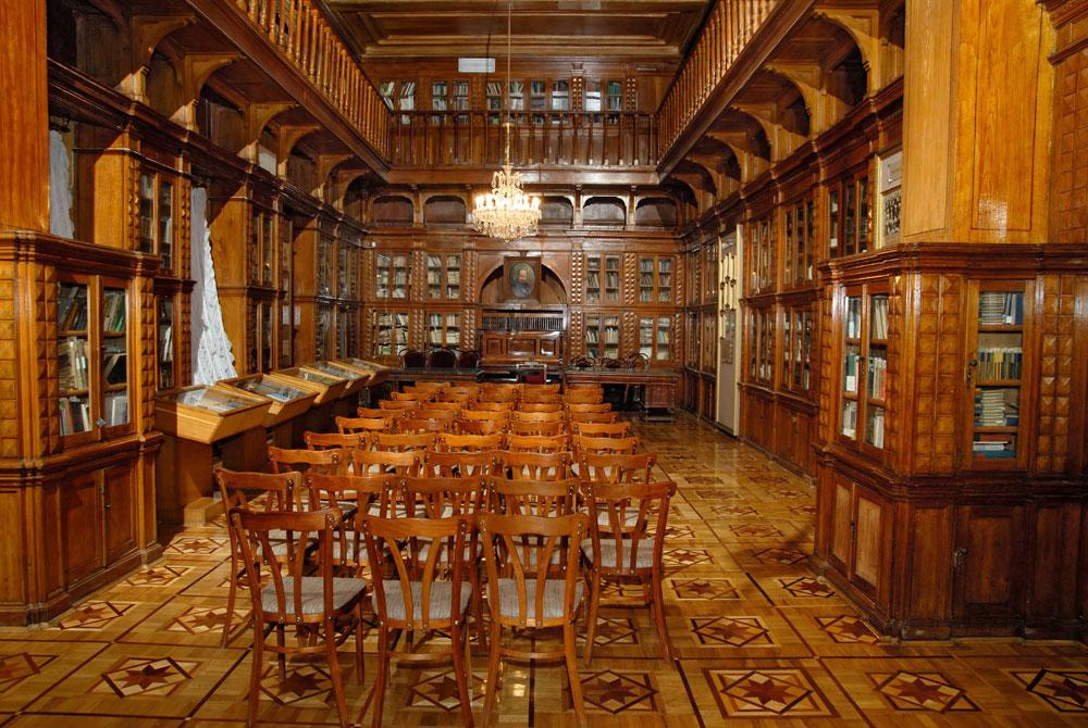 Библиотека Коллегии Галагана