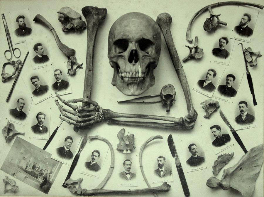 Вещи известных врачей