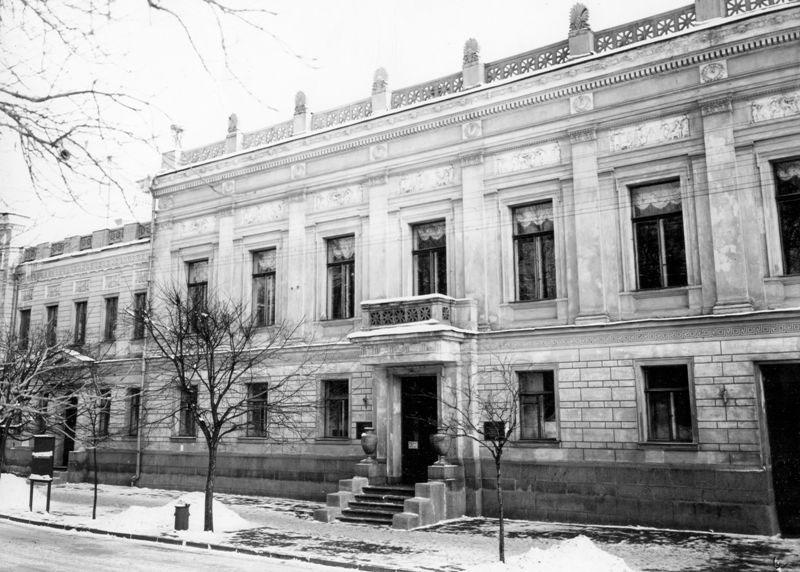 Музей русского искусства после войны