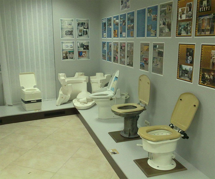 Туалеты 19-го века