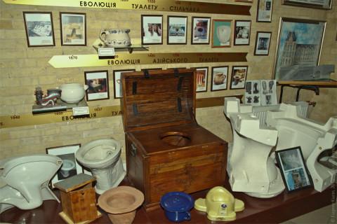 Эволюция туалетов