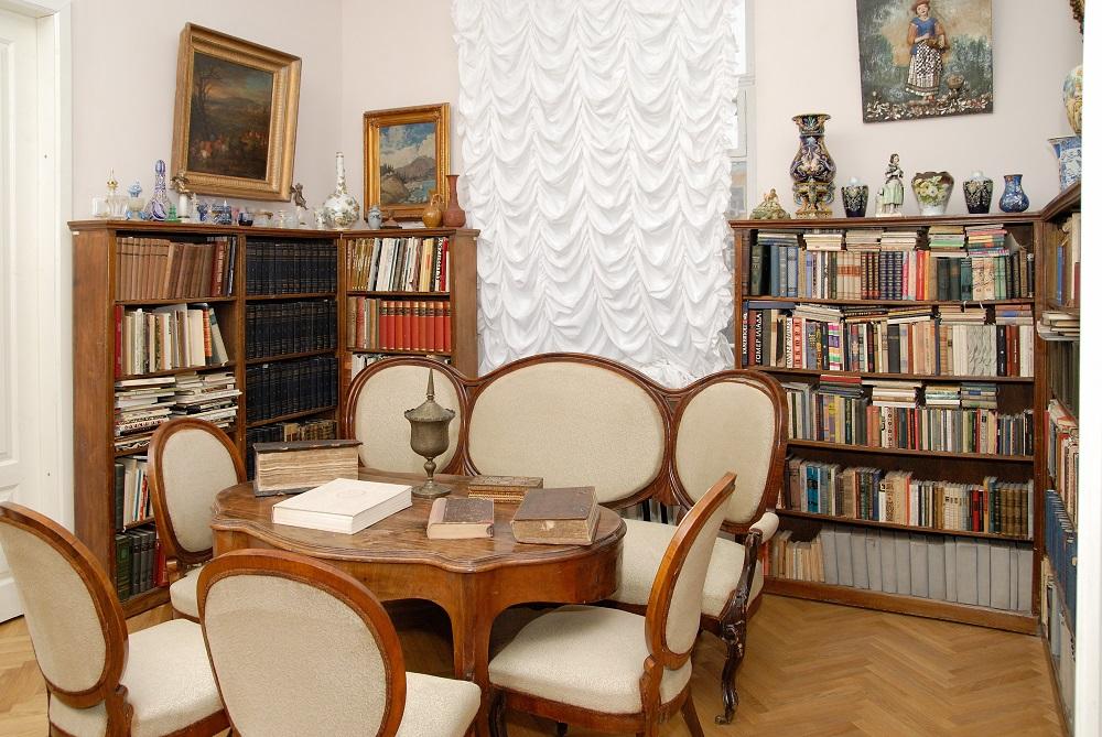 Музей-квартира Николая Бажана