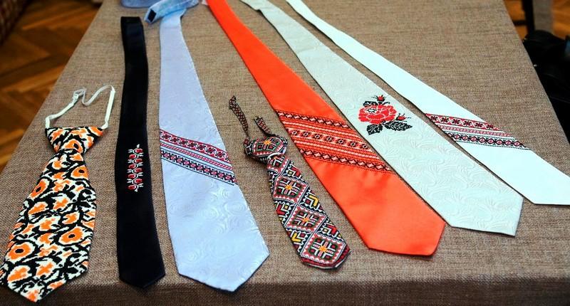 Знаменитые галстуки