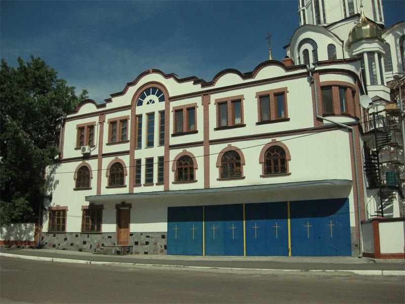 Гостиница церкви