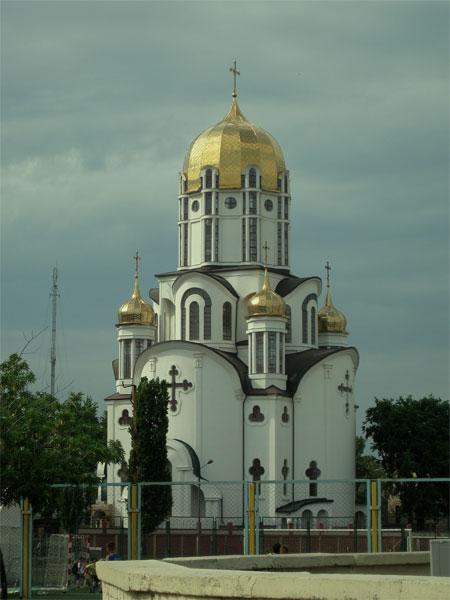 Свято-Ольгинская церковь