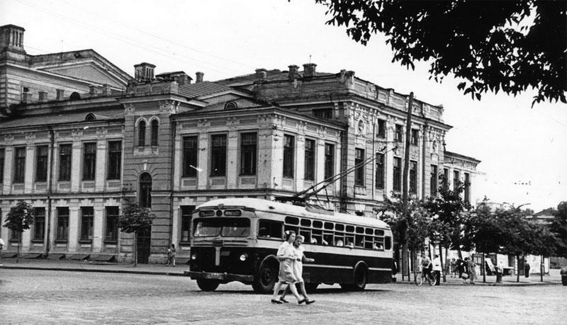 Оперетта в 1950-ых годах