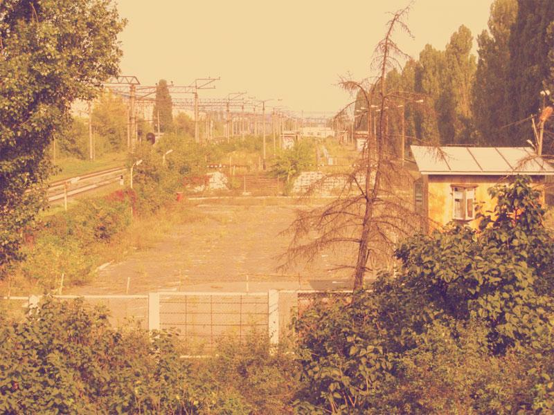Станция отстоя турпоездов сейчас