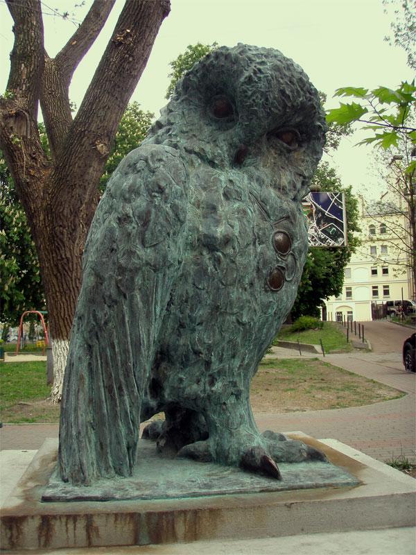 Памятник посвящен нашим ученым