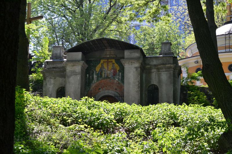 Склеп Аскольдовой могилы
